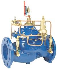 Запорно регулирующие клапаны серии КАТ10