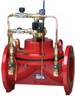 Запорно регулирующие клапаны серии КАТ11